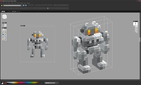 02_Robot_Qubicle